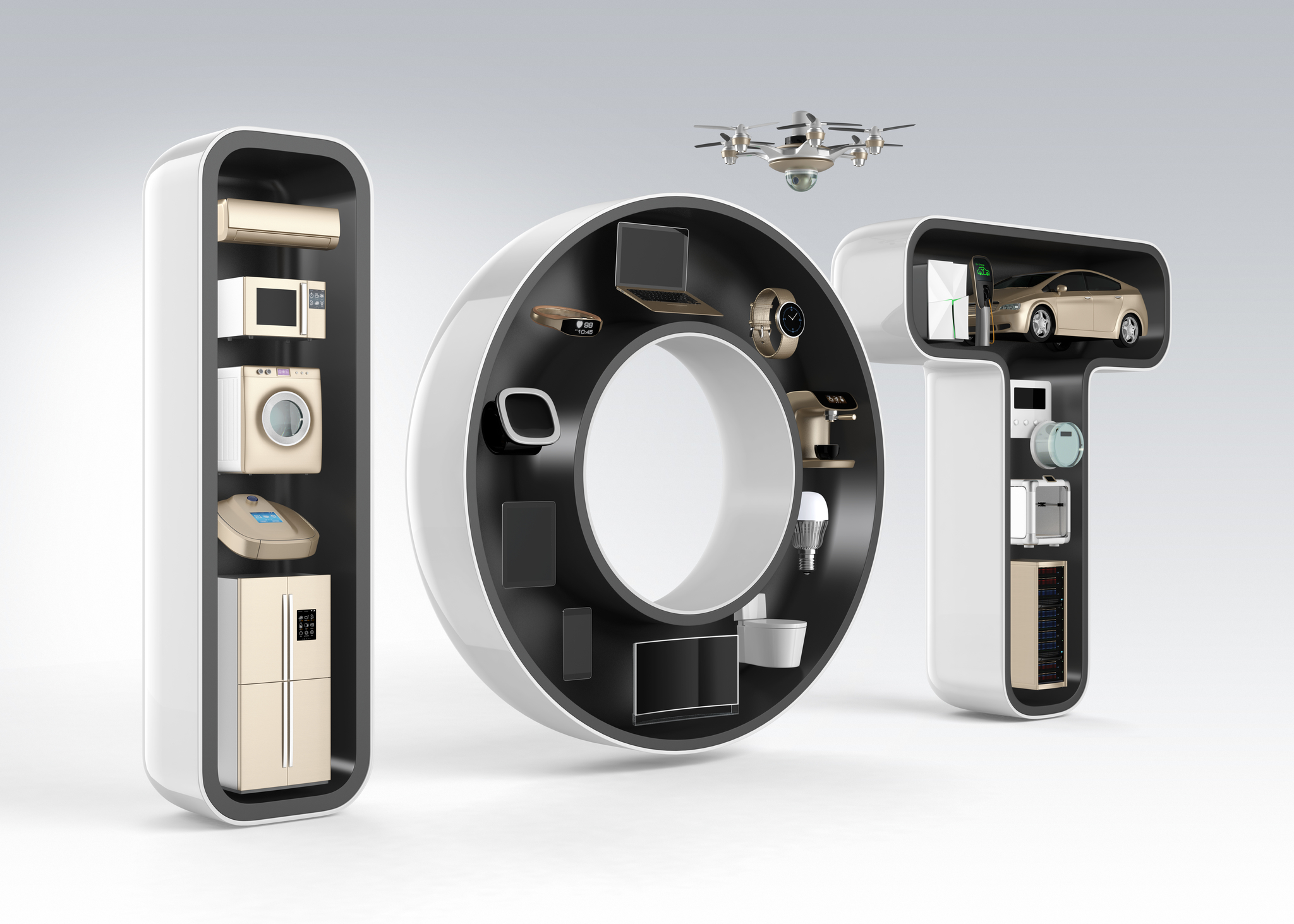 IOT, Internet of Things, Consumer Product Marketing