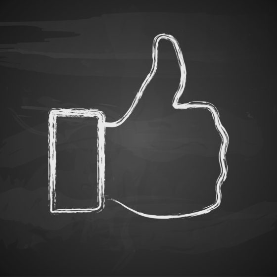 Facebook Advertising - Thumbs Up!